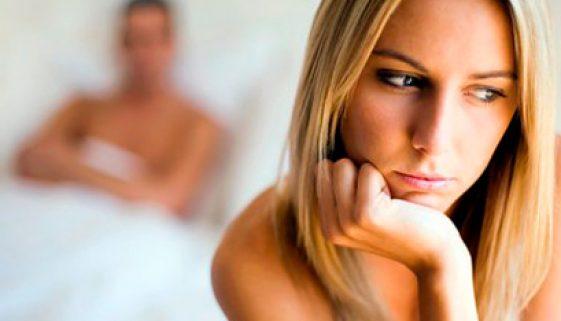 Falta de deseo sexual