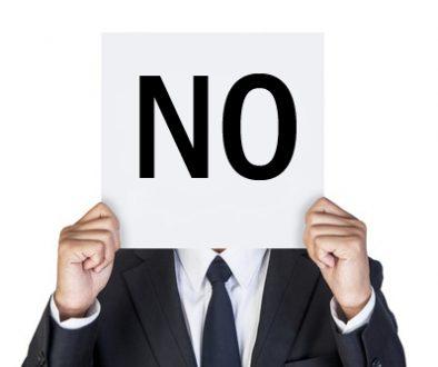 3 Técnicas para saber decir NO