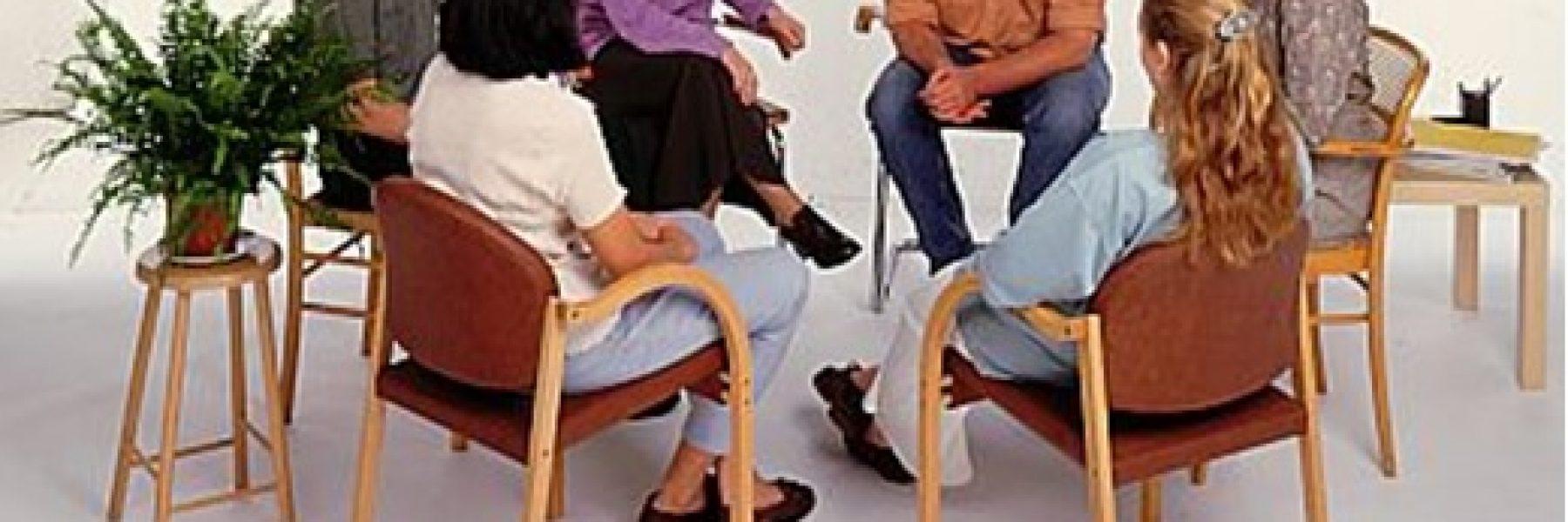 Terapia grupo para fobia social