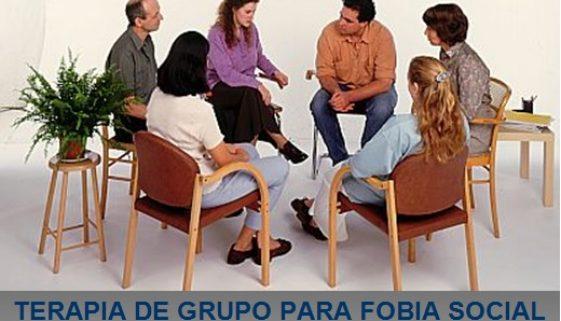 Terapia de grupo para Fobia Social en Barcelona